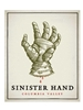 Owen Roe Sinister Hand Columbia Valley 750ML Label