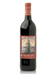 Pacific Redwood Organic Red North Coast NV 750ML Bottle