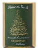 Peace on Earth Chardonnay 750ML Label
