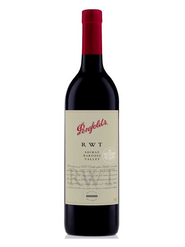 Penfolds Shiraz RWT Barossa Valley 2011 750ML Bottle