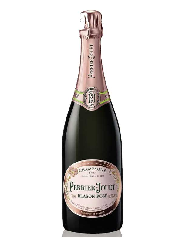 Perrier-Jouet Blason Rose Brut NV 750ML Bottle