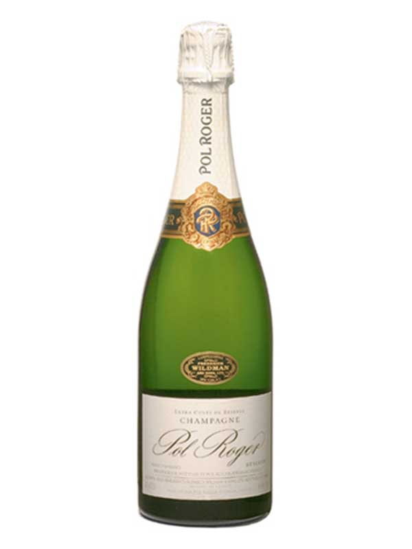 Pol Roger Brut Reserve Champagne NV 750ML Bottle