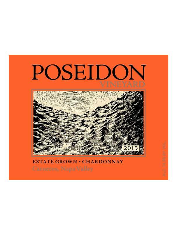Poseidon Vineyard Poseidon Vineyard Chardonnay Carneros