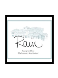 Rain Sauvignon Blanc Marlborough 750ML Label