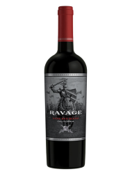 Ravage Dark Red Blend California 750ML Bottle