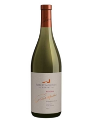 Robert Mondavi Chardonnay Reserve Carneros Napa Valley 2015 750ML Bottle