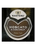 Santero Moscato & Coconut NV 750ML Label