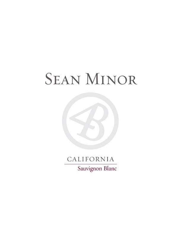 Sean Minor, Four Bears Sauvignon Blanc Sonoma County 2015 750ML Label
