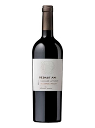 Sebastiani Cabernet Sauvignon Alexander Valley Appellation Selection 2015 750ML Bottle