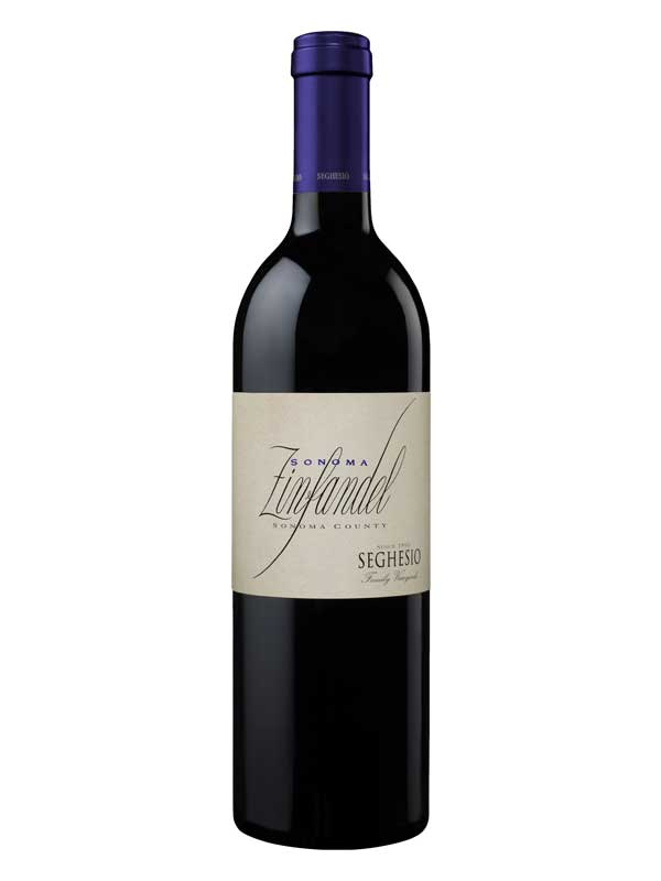Seghesio Family Vineyards Zinfandel Sonoma County 2017 750ML Bottle