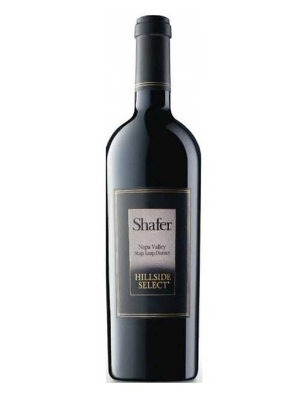 Shafer Vineyards Hillside Select Cabernet Sauvignon Stags Leap District Napa Valley 2011 750ML Bottle