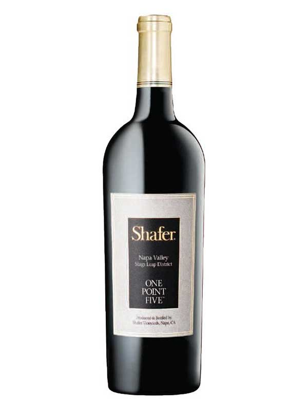 Shafer Vineyards One Point Five Cabernet Sauvignon Napa Valley Stags Leap District 750ML Bottle