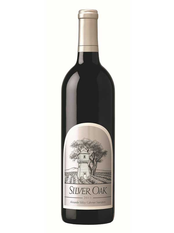 Silver Oak Cabernet Sauvignon Alexander Valley 2011 750ML Bottle