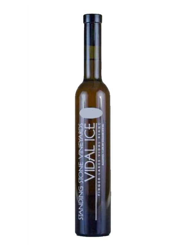 Standing Stone Vineyards Vidal Ice Wine Finger Lakes 375ML Half Bottle