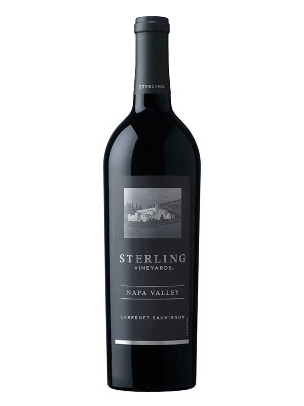 Sterling Vineyards Cabernet Sauvignon Napa Valley 2013 750ML Bottle