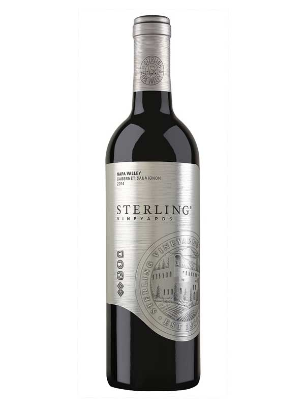 Sterling Vineyards Cabernet Sauvignon Napa Valley 750ML Bottle