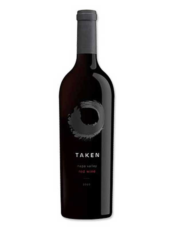 Taken Red Wine Napa Valley 2013 750ML Bottle
