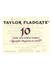 Taylor Fladgate Tawny Porto 10 Year Old 750ML Label