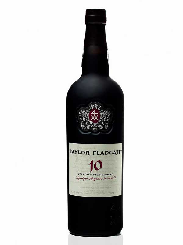 Taylor Fladgate Tawny Porto 10 Year Old 750ML Bottle