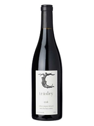 Tensley Syrah Colson Canyon Vineyard Santa Barbara 2014 750ML Bottle