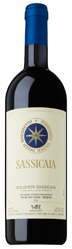 Tenuta San Guido Sassicaia Bolgheri 2011 750ML Bottle