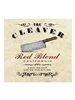 The Cleaver Red Blend 750ML Label