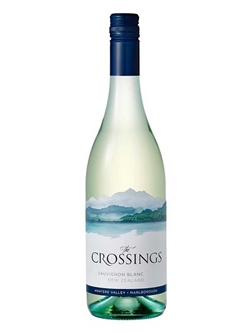 The Crossings Sauvignon Blanc Atwatere Valley, Marlborough 2017 750ML Bottle