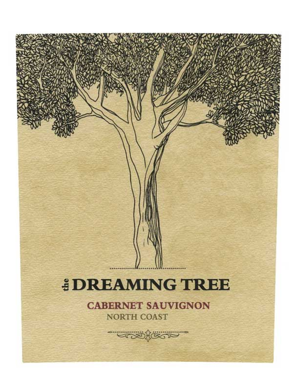 The Dreaming Tree Cabernet Sauvignon North Coast 2013 750ML label