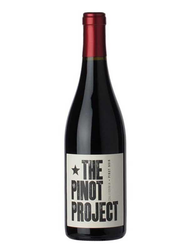 The Pinot Project The Pinot Project Pinot Noir 2015