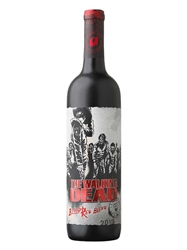 The Walking Dead Blood Red Blend 2016 750ML Bottle