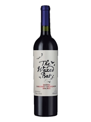 The Waxed Bat Shiraz Cabernet Sauvignon Malbec Mendoza 750ML Bottle