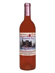 Thousand Islands Winery Alexandria Bay Rose Alexandria Bay NV 750ML Bottle