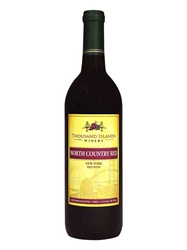 Thousand Islands Winery North Country Red Alexandria Bay NV 750ML Bottle