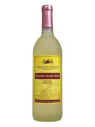 Thousand Islands Winery Wellesley Island White Alexandria Bay NV 750ML Bottle