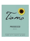 Tiamo Prosecco NV 750ML Label