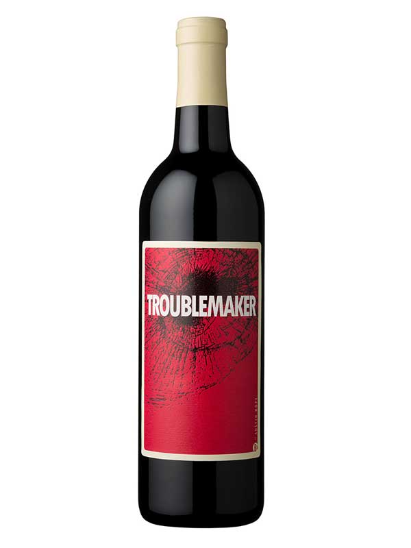 Troublemaker Red by Austin Hope 750ML Bottle