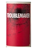 Troublemaker Red by Austin Hope 750ML Label