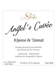 Vinedo de los Vientos Angels Cuvee Ripasso Atlantida 2008 750ML Label