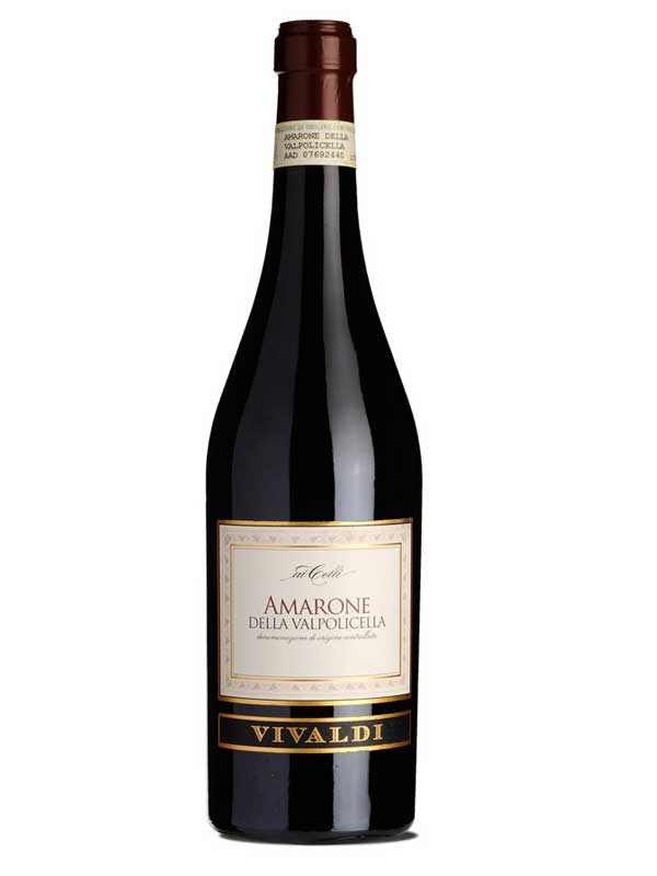 Vivaldi Ai Colli Amarone della Valpolicella DOCG 2013 750ML Bottle