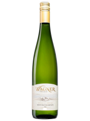 Wagner Vineyards Dry Gewurztraminer Finger Lakes 750ML Bottle