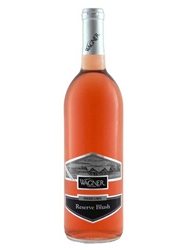 Wagner Vineyards Reserve Blush Finger Lakes NV 750ML Bottle