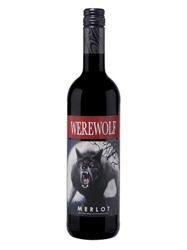 Werewolf Merlot Transylvania 750ML Bottle