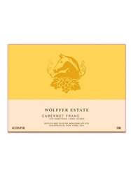 Wolffer Estate Cabernet Franc Long Island 750ML Label