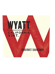 Wyatt Cabernet Sauvignon 750ML Label