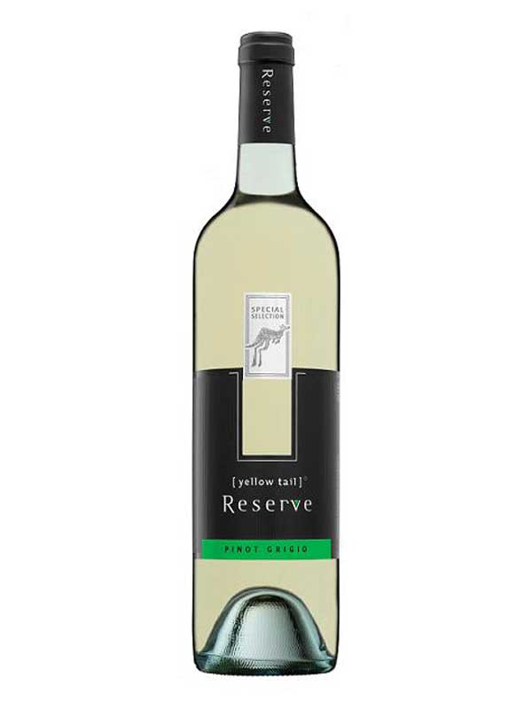 Yellow Tail Reserve Pinot Grigio Southeastern Australia 2011 750ML Bottle