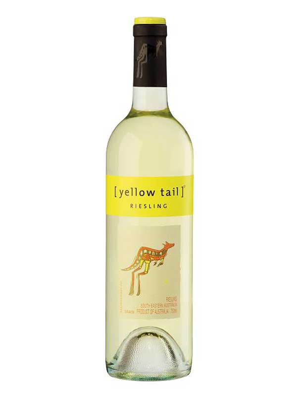 Yellow Tail Riesling South Eastern Australia 750ML Bottle
