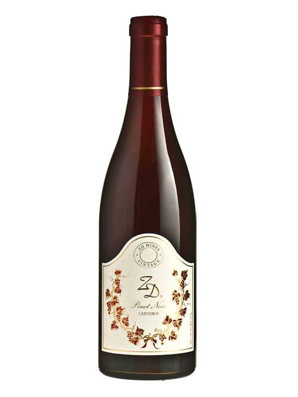 ZD Wines Pinot Noir Carneros 2013 750ML Bottle