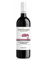 Zonin Winemakers Collection Montepulciano DAbruzzo 750ML Bottle