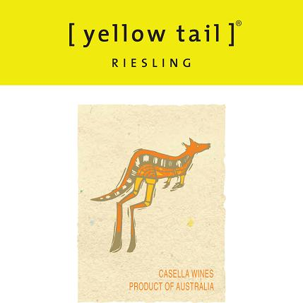 Yellow Tail Riesling South Eastern Australia 750ML - 99126286NV