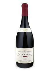 Baileyana Syrah Grand Firepeak Cuvee Edna Valley 2005 750ML